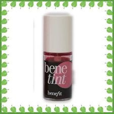 New~ ❤️ BENEFIT Benetint Original Rose Cheek & Lip Stain 4ml/ 0.13 oz FREE SHIP