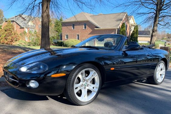 18k Mile 2003 Jaguar Xk8 Convertible In 2020 Jaguar Xk8 Convertible Jaguar Xk8 Jaguar