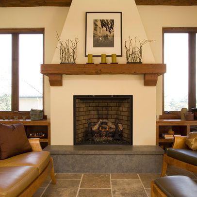 Mediterranean fireplace mantels, Mediterranean fireplaces ...