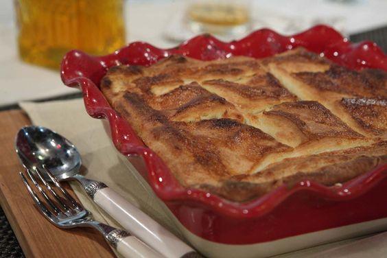 Pie de manzana por Osvaldo Gross: http://elgour.me/1zMAcqy ¡Acompáñalo con…