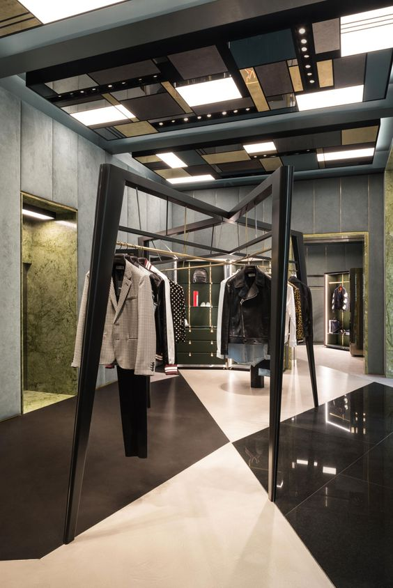 Lagrange12 luxury boutique in turin italy by dimore studio turin boutique and luxury