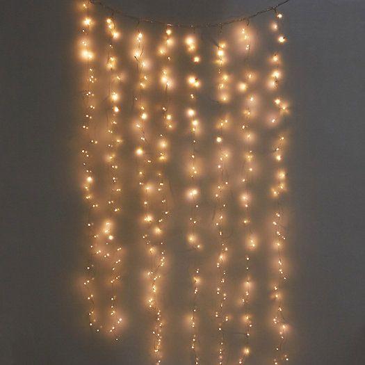 Stargazer Copper Curtain Lights 7 Plug In Terrain Blue Fairy Lights Curtain Lights Fairy Lights
