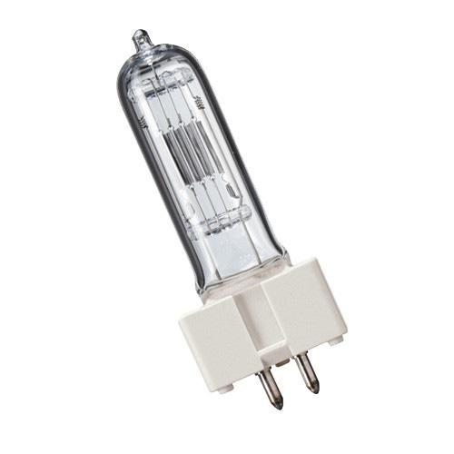 Ushio Fkw 300w 120v C Ua Halogen Bulb Bulb Luminous Flux Silver