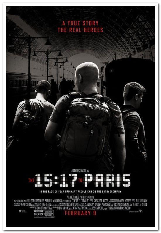 Details About 15 17 To Paris 2018 Original D S 27x40 Final