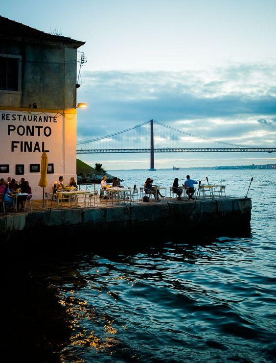 Jérôme Galland   Ponto Final, Lisboa