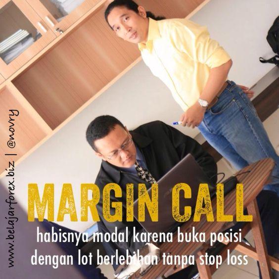 Trading forex tanpa margin call