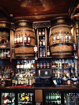 Oran Mor, Glasgow #whisky #pub