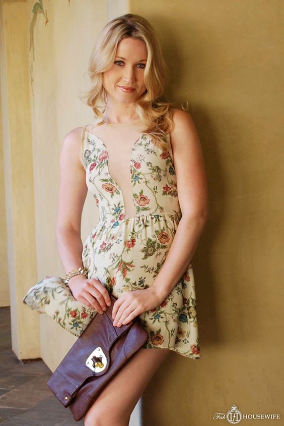 Flirty floral Lulu sundress