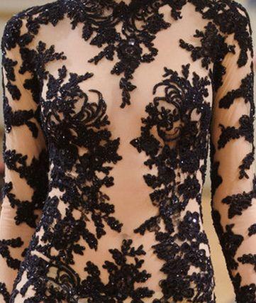 Zuhair Murad Fall 2013 Couture Detail