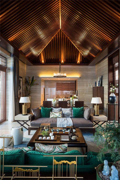 Living Room Ideas With Boca Do Lobo S Limited Edition Furniture Hotel Interior Design Luxury Homes Interior Balinese Interior