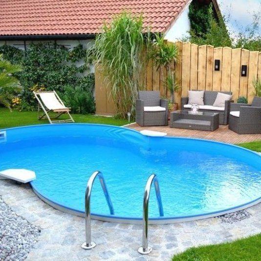 Der Bau Eines Eigenen Gartenpools Muss Nicht Kompliziert Sein Unsere Schritt F R Schritt Anleitung Versch In 2020 Gartenpools Garten Pool Selber Bauen Pool Im Garten