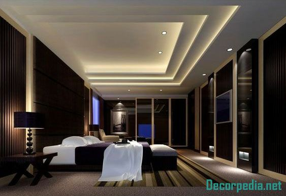 New 70 Pop False Ceiling Designs For Bedroom 2019 With Images