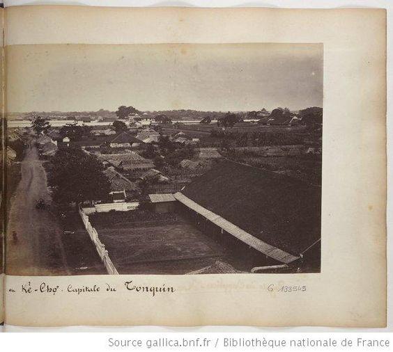 [Voyage de l'Égypte à l'Indochine] - 77  Ke-Cho Capitale du Tonquin