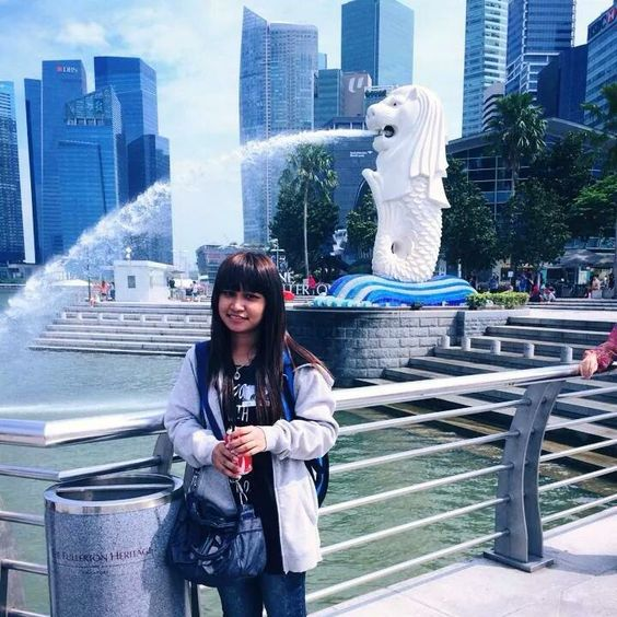 Merlion, Singapore - Lion Statue