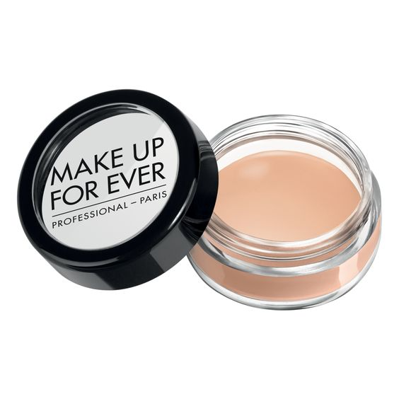 $20 Camouflage Cream Pot from Makeup Forever in pink or apricot for color correcting