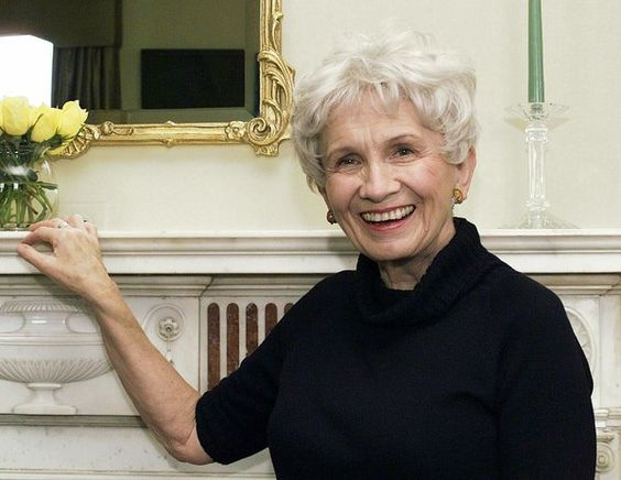 They said no to Alice Munro: The Nobel winner's rejection letters