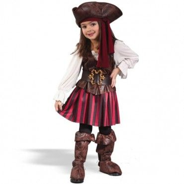 Pirate costume for #kids! #Halloween: Costume For Kids, Holiday Ideas, Pirate Costume For Girls, Halloween Costumes, Costume Ideas, Pirate Costumes For Kids, Aaaholiday Costumes, Family Costumes, Halloween Ideas