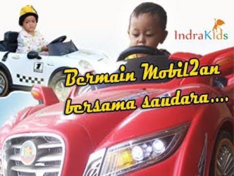 Video Lucu Anak Kecil Naik Mobil Mobilan Sendiri Indrakids Anak Video Lucu Lucu