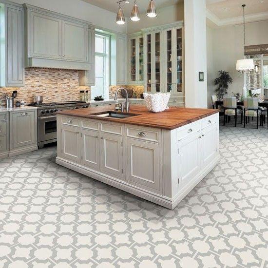 Garage Floor Ideas Uk   Kitchen Flooring, White Kitchen Floor, Kitchen Floor Tile