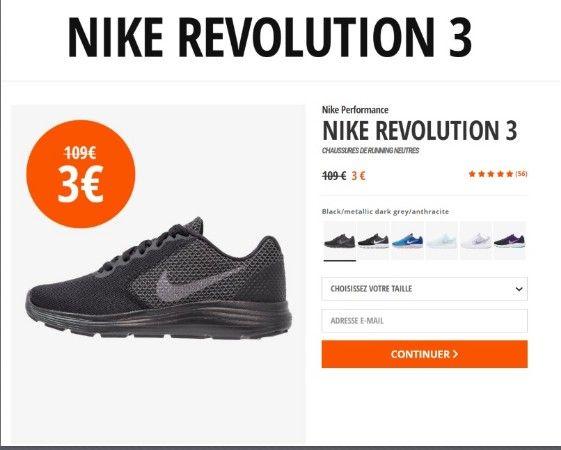revendeur ec91e 27639 top 10 offer today: Obtenez des chaussures Nike Revolution 3 ...