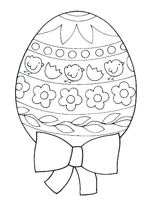 Free Easter Flower Coloring Pages Coloring Easter Eggs Easter Coloring Sheets Easter Colouring