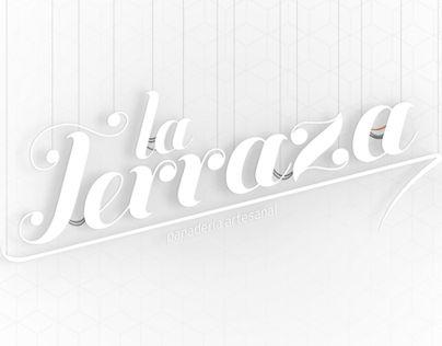 La terraza / panadería artesanal - http://www.buzzenperf.fr/la-terraza-panaderia-artesanal/   #Branding