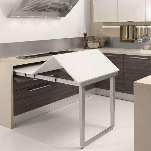 Party Extendable Table 600 900mm Simple Kitchen Design Kitchen Furniture Design Resource Furniture
