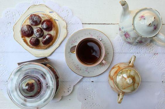 VICTORIA´S HOUSE. Para la merienda, Victoria acaba de lanzar su propia línea de té con una gran variedad de estilos y sabores provenientes de distintas partes del mundo