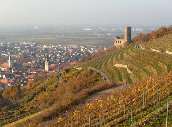 Schriesheim, Germany: