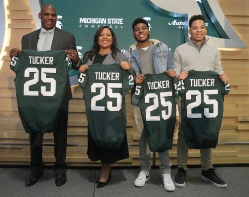 Michigan State Football S Mel Tucker Emphasizing Offense Early In 2021 Recruiting Cycle In 2020 Michigan State Michigan State Football Michigan