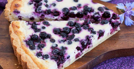 honey blueberry ricotta and more read more honey summer tarts ...