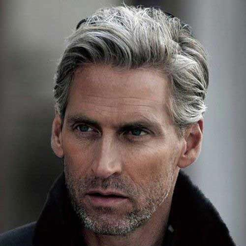 Longer Older Men S Haircuts Hairstyles Older Mens Hairstyles Grey Hair Men Best Hairstyles For Older Men