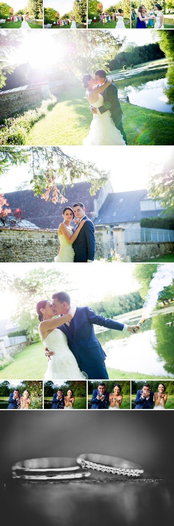 cedric derbaise photographe de mariage picardie oise chateau - Chateau D Aramont Verberie Mariage