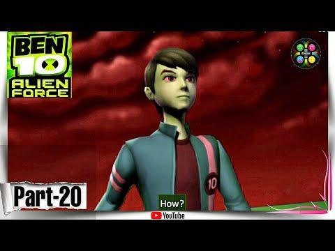 Rural Rumble Ben 10 Alien Force Part 20 Gameplay By