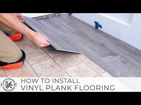 How To Install Vinyl Plank Flooring As A Beginner Home