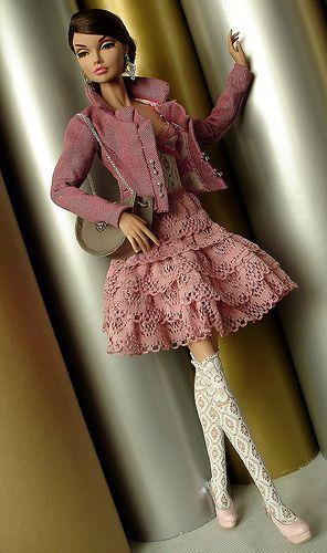 Poppy Parker | styl 218h
