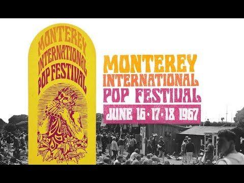 1967 The Monterey International Pop Music Festival Video Concert Youtube Monterey Pop Monterey Pop Festival Monterey Festival