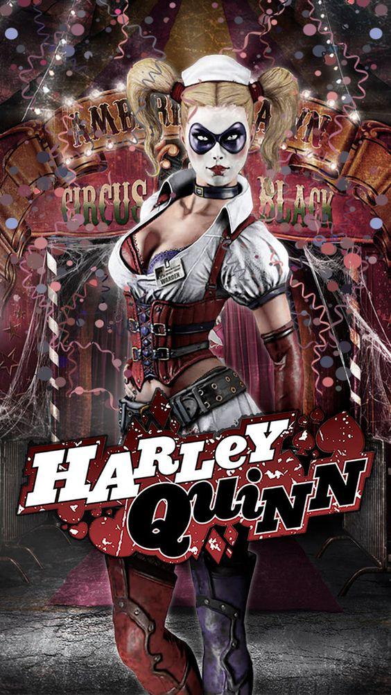 Fan art Harley Quinn #BatmanArkham #BatmanArkhamCity #ArkhamCity #HarleyQuinn #HarleenQuinzel #HarleyQuinzel