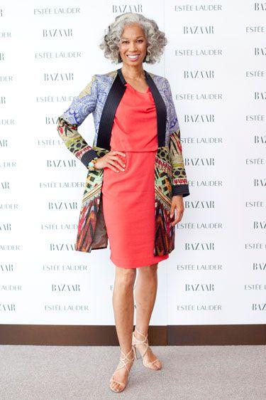Meet the 2013 Harper's Bazaar Fabulous at Every Age Winner: Teruko Laura Burrell, 54 & Fabulous