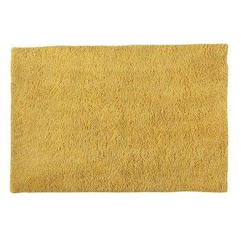 Tapis à poils longs jaune 120 x 180 cm MAGIC