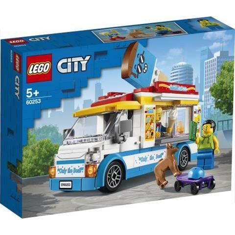 More Lego City 2020 Official Set Images Lego City Lego City Sets Ice Cream Truck