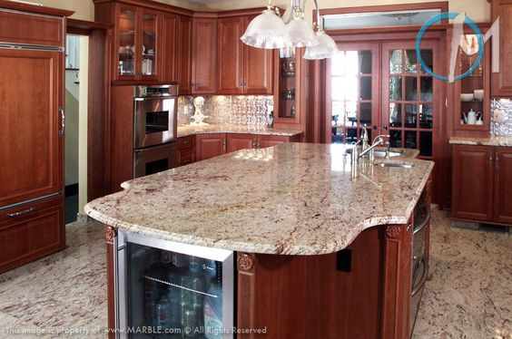 Kitchen Island Shapes kitchen island shapes | like the curves but not the flat sides