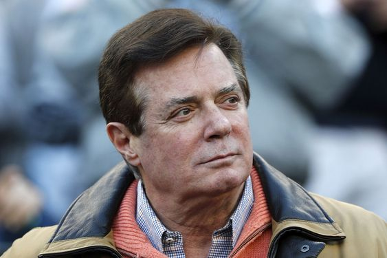 Paul Manafort's Story Is Unraveling Before Our Eyes