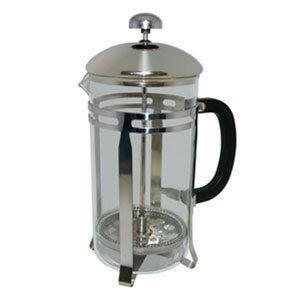 33 oz. Glass / Stainless Steel French Coffee Press