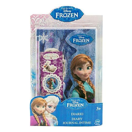 Agenda Holográfica Frozen