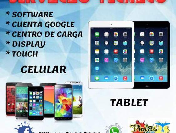 Reparacion De Celulares Y Tablet En México Reparación Reparar Computadoras