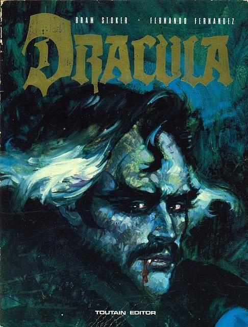 Drácula (portada Toutain)