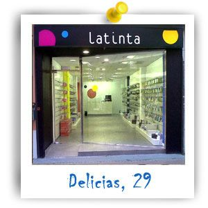 La última incorporación!!! Nuestra tienda de la calle Delicias. Si pasas por la zona, haznos una visita!!!