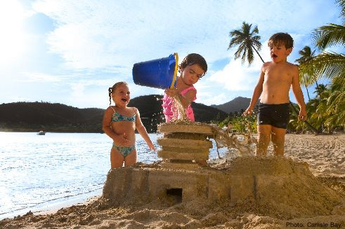 Ask FG: Are There Beach Resorts With Toddler Clubs?