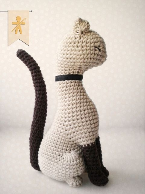 Amigurumi Stuff The Body : Crocheted by AmgurumisFanClub